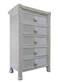 Spice Islands Coral Cove 5 Drawer Dresser