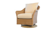Lloyd Flanders Weekend Retreat Swivel Glider Lounge Chair