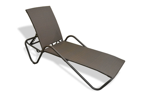 Tortuga Outdoor Tortuga Outdoor Fiji Sunlounger Lounge Chair - Rattan Imports