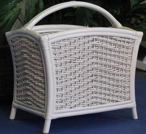 Spice Islands - REGATTA MAGAZINE RACK WHITE -  -