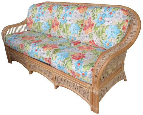 Spice Islands - SPICE ISLAND SOFA NATURAL -  -