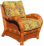 Kingston Reef 6 Piece Living Room Set in Cinnamon by Spice Islands-Spice Islands-Rattan Imports