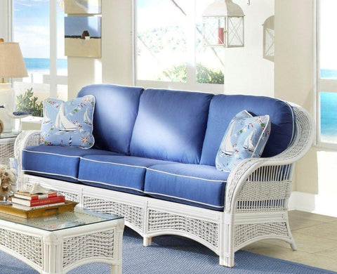 Spice Islands - REGATTA SOFA WHITE -  -