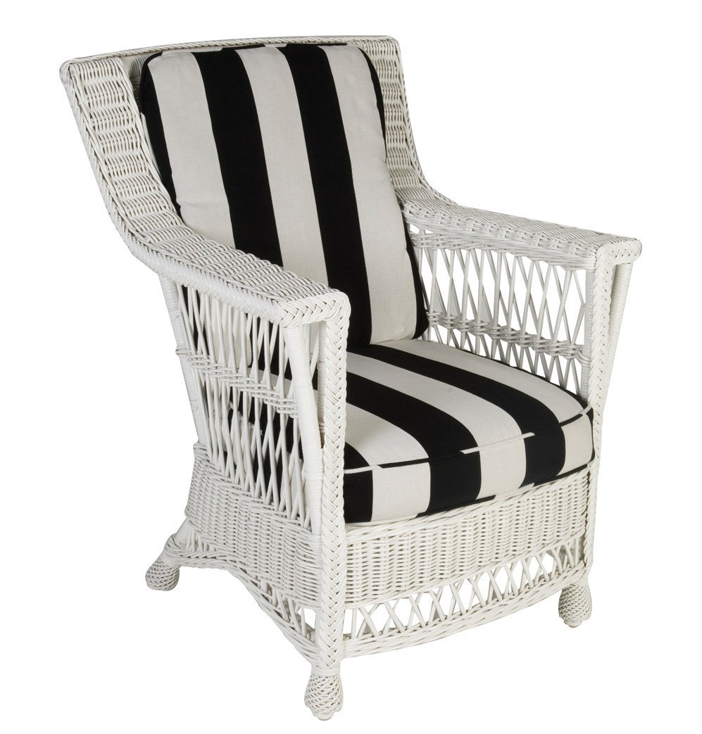 Designer Wicker & Rattan By Tribor Legacy Wicker Chair by Designer Wicker from Tribor Chair - Rattan Imports