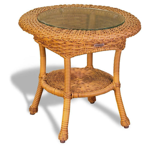 Tortuga Outdoor Sea Pines Side Table