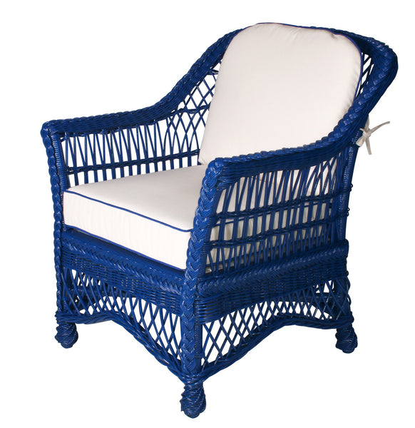 Designer Wicker & Rattan By Tribor - Naples Dining Arm Chair -  -  - 1