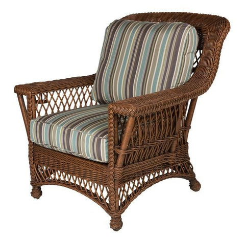 Designer Wicker & Rattan By Tribor Rockport Arm Chair by Designer Wicker from Tribor Chair - Rattan Imports