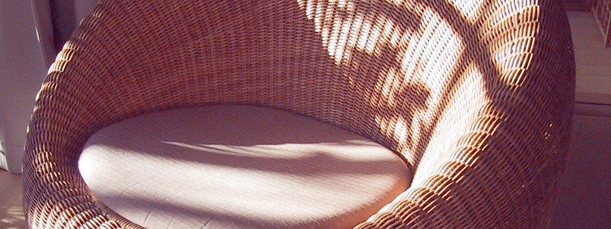 Rattan & Wicker patio furniture pieces that are perfect for recreating your home decor and feel