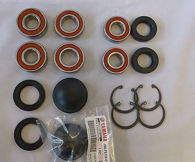 Yamaha Golf Cart G2 thru G22 Front & Rear Wheel Bearing Kit - Replacement Kits