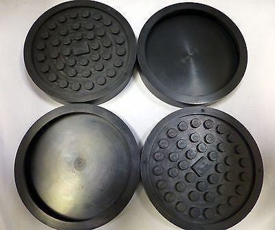 ALM Round Replacement Lift Pad  (Set of 4) Equivalent to LP616 or BH-7150-02 - Replacement Kits