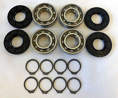 King Kutter finish mower spindle Bearing & Seal  2 PACK  555009-BEARINGS AND SNAP RINGS - Replacement Kits