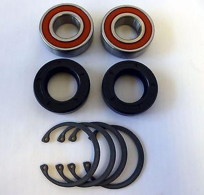 Yamaha Golf Cart G2 thru G22 Front & Rear Wheel Bearing Kit