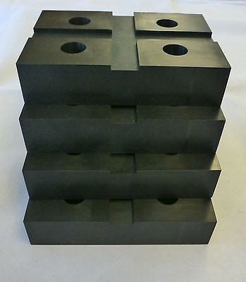 Globe Lift Arm Pad replacement (4 Pads) Rectangle 4 Bolt On FREE SHIPPING - Replacement Kits