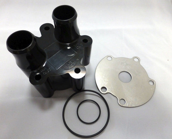 Sea Water Pump Body & Impeller Inboard & Bravo Replaces Mercruser46-807151A14 - Replacement Kits