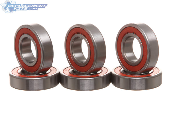 BAD BOY Mower Spindle Bearing 6 pack Replaces 037-6023-00 Pup, ZT, CZT, Outlaw - Replacement Kits