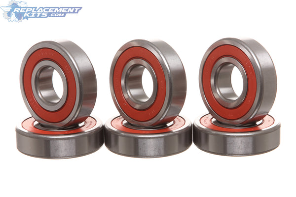 BAD BOY MOWER 6pc  MZ SPINDLE BEARING replaces 037-6024-00 - Replacement Kits