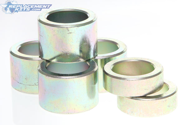 Alamo / Bush Hog Land Pride Finish Mower Wheel Height Spacers