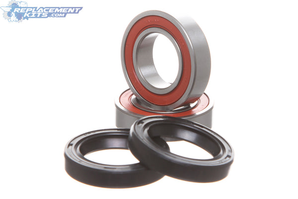 Front Wheel Bearings and Seals Kit Honda CR250R 2000 2001 2002 2003 2004 - Replacement Kits