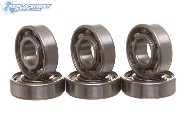 John Deere 48 & 54 inch M110024 Replacement Spindle Bearings 6pc  425,445,455 - Replacement Kits