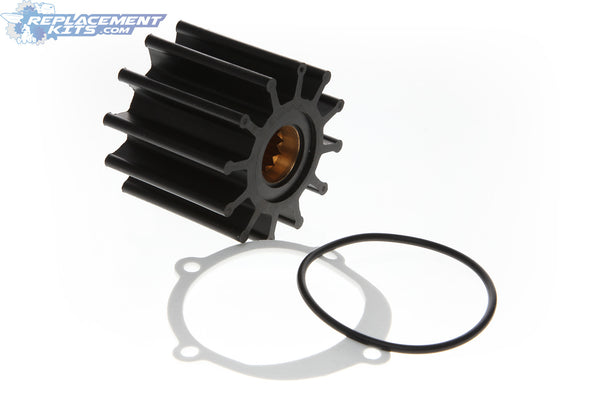 Water Pump Impeller KIT replaces 09-812B-1 Johnson F6 Series F6B-9  102480501 - Replacement Kits