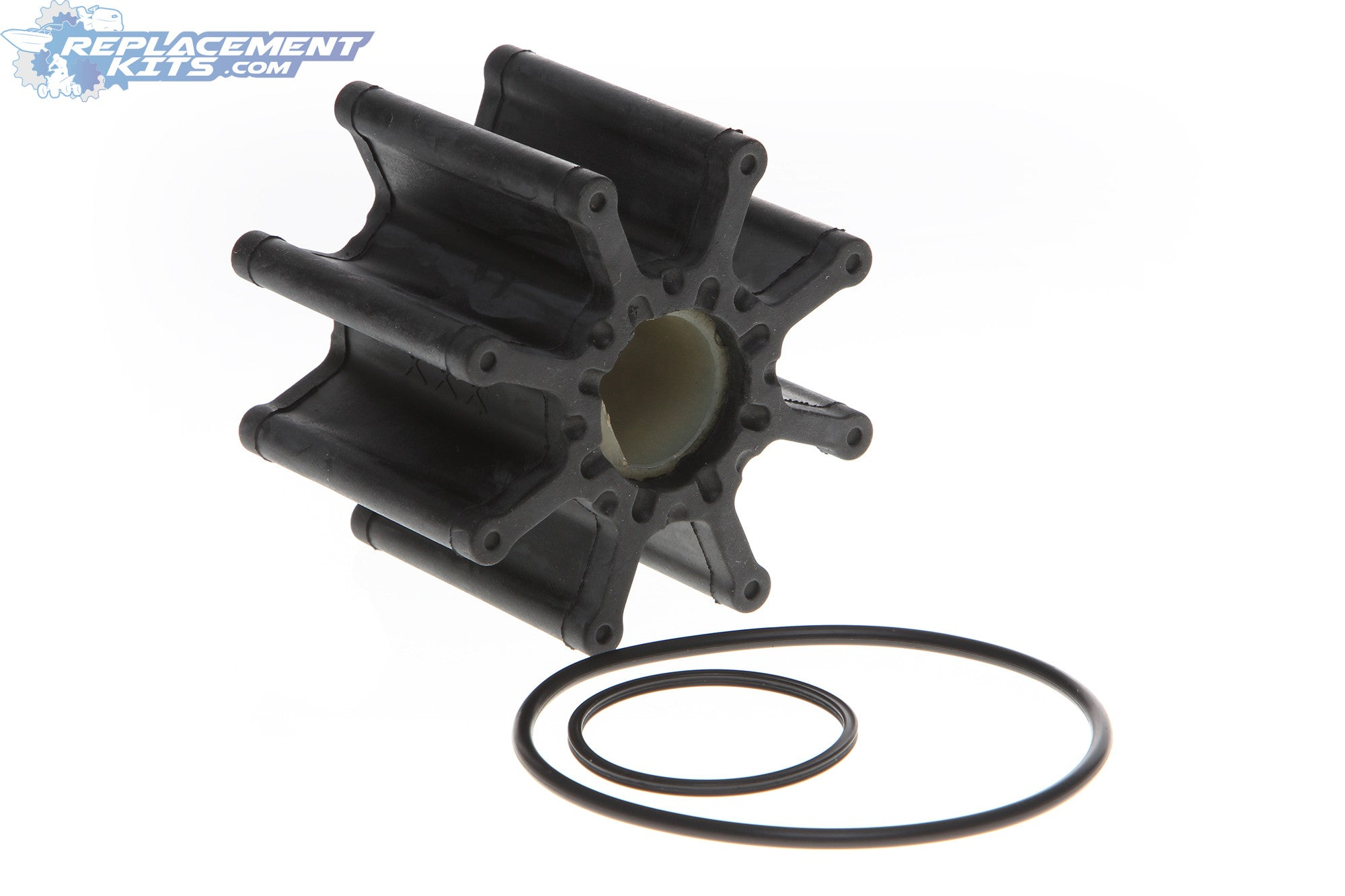 For Mercruiser Bravo I II III Sea Water Pump Impeller Replace 47-59362T1 18-3087