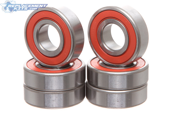 MTD  Cub Cadet  John Deere  Mower Deck Upper/Lower Bearings 6pc - Replacement Kits