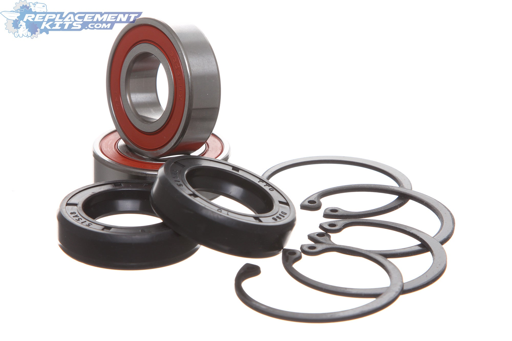 Brand Fits EZGO Rear Axle Bearing /& Seal Kit Replaces 611931 REPLACEMENTKITS.COM