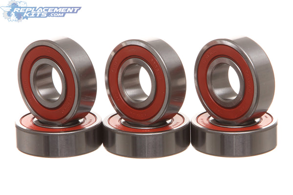 TIMECUTTER SPINDLE BEARING  6pc replaces 100-1048 , 112-0423 , 38-7820 - Replacement Kits