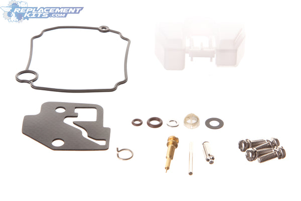 Yamaha Four Stroke 9.9 & 15 HP Outboard Carburetor Kit Replaces 66M-W0093-01