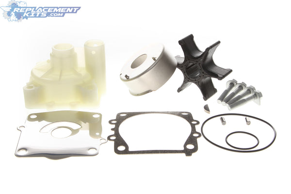 Yamaha Outboard WATER PUMP IMPELLER KIT 6N6-W0078-00 , 01 & 02 with HOUSING - Replacement Kits