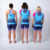 2018 Goldilocks Racerback Women's Cycling Jersey