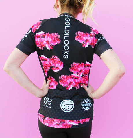 2017 Goldilocks Women s Cycling Jersey by Albion Fit – GoldilocksEvents 21b36846e
