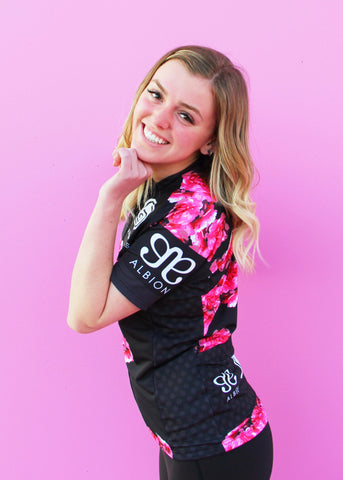 Goldilocks Events Racerback Womens Cycling Jersey by Albion Fit