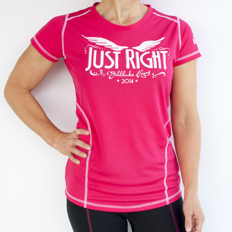 2014 Goldilocks Vegas Event Shirt by Albion Fit