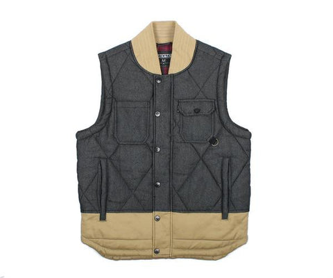 STAPLE HUNTER QUILTED VEST