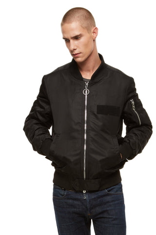 ELEVEN PARIS NUXY M FLIGHT JACKET