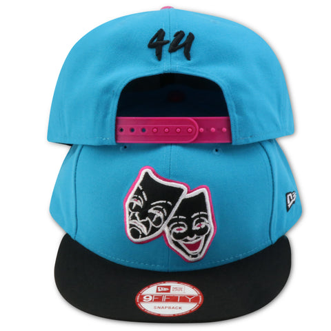 FACES OF LIFE NEW ERA 9FIFTY SNAPBACK (BIG BANG FOAMPOSITE)