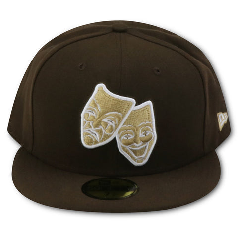 4U LOGO NEW ERA 59FIFTY FITTED