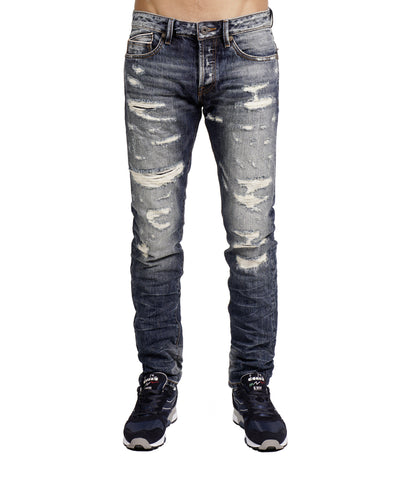 CULT GREASER STRAIGHT MILLER JEANS