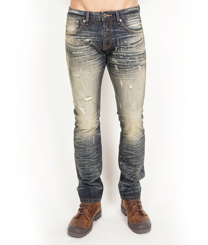 CULT ROCKER SLIM LIMA JEANS