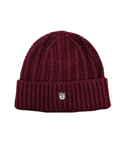 CULT SHIMUCHAN BURGUNDY KNIT