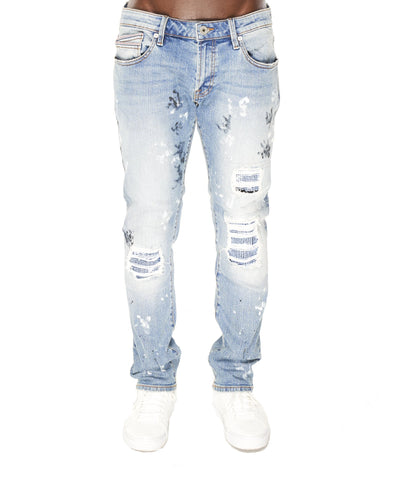 CULT ROCKER SLIM STRETCH IN MATRIX JEANS