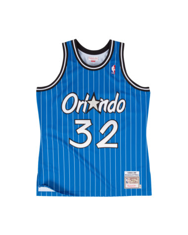 SHAQUILLE O'NEAL ORLANDO MAGIC #32 MITCHELL & NESS AUTHENTIC THROWBACK 1994-95 JERSEY