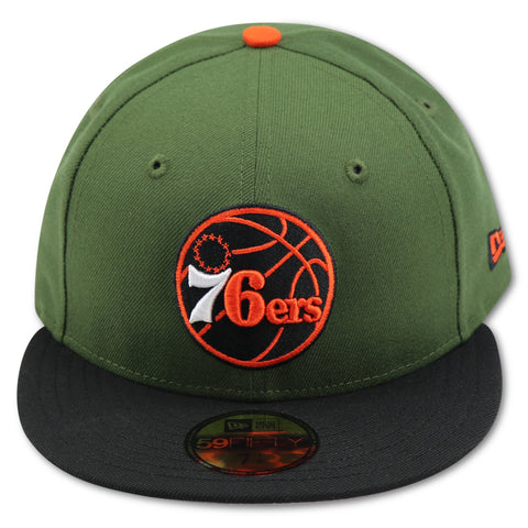 PHILADELPHIA 76ERS NEW ERA 59FIFTY FITTED (AIR MAX 95 OG)