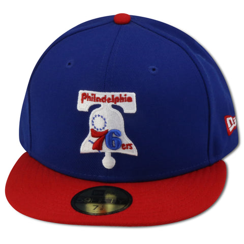 PHILADELPHIA 76ERS NEW ERA 59FIFTY FITTED (BARKLEY POSITE '76ERS')