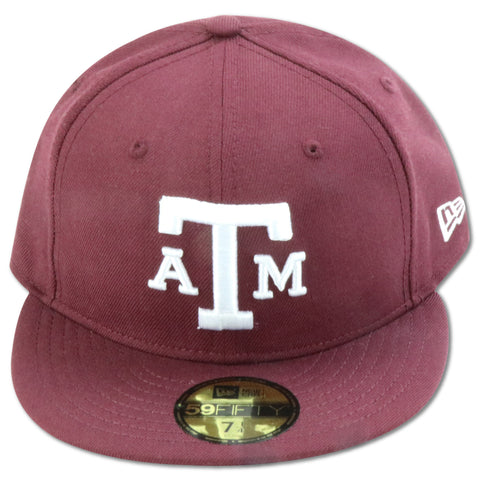 TEXAS AGGIES NEW ERA 59FIFTY FITTED