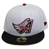 ANAHIEM ANGELS NEW ERA 59FIFTY FITTED (AIR JORDAN 13 RETRO HE GOT GAME)