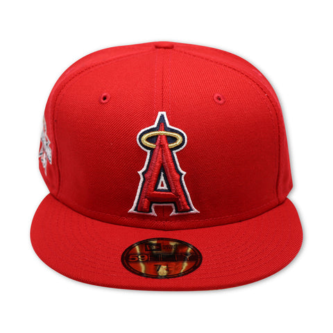 ANAHIEM ANGELS (2010 ALLSTARGAME) NEW ERA 59FIFTY FITTED (GOLD BOTTOM)