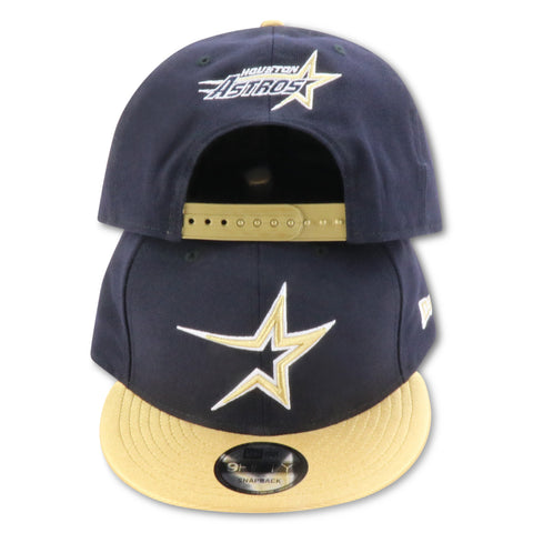HOUSTON ASTROS NEW ERA NAVY 9FIFTY SNAPBACK