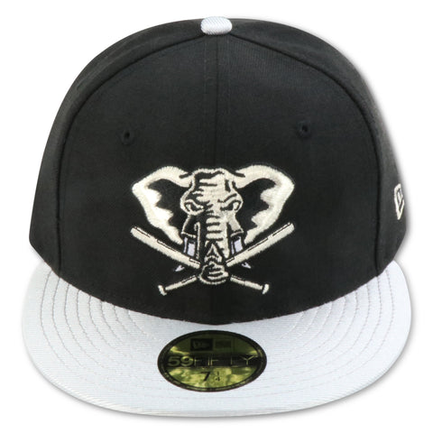 OAKLAND ATHLETICS NEW ERA  59FIFTY FITTED (SILVER SURFER FOAMS)